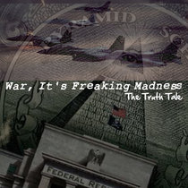 War, It's Freaking Madness cover art