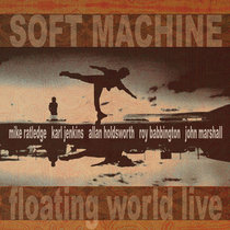 Floating World Live cover art