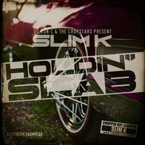 HOLDIN' SLAB cover art