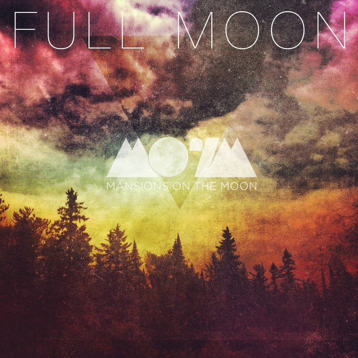 Full Moon EP cover art