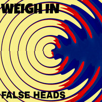 WEIGH IN/ALL EYES cover art
