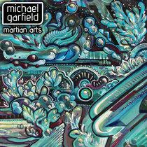 Martian Arts EP cover art