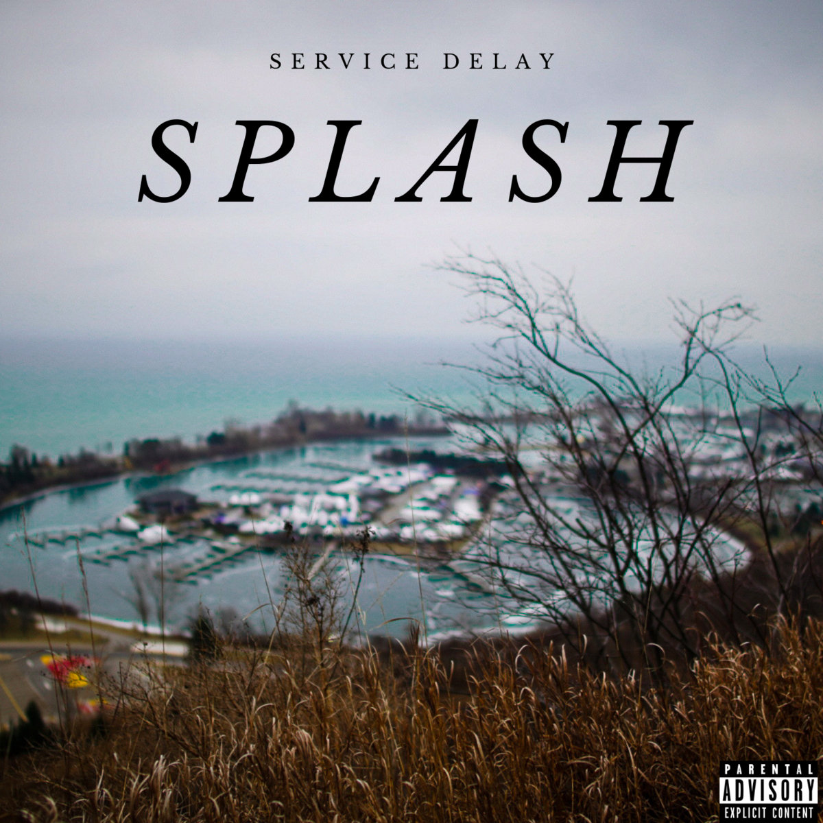 Service Delay - Splash [EP] (2019)
