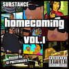 homecoming vol.1 the mixtape FREE DOWNLOAD hosted by djphatfingers 2010 Cover Art