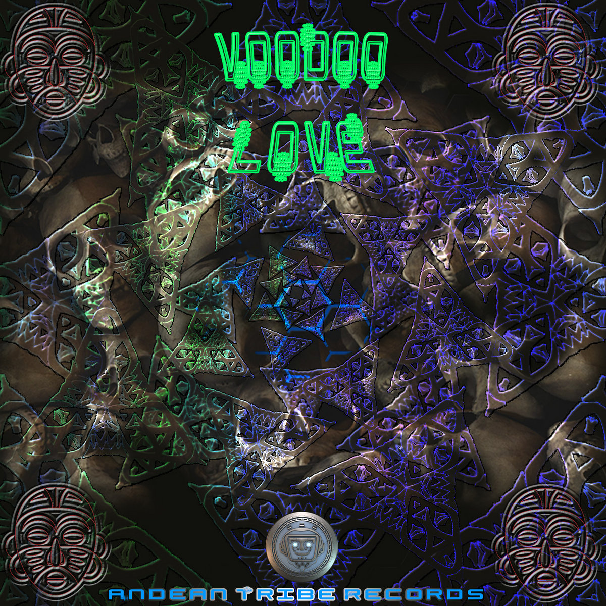 V A Voodoo Love Andean Tribe Records Andean Tribe Records