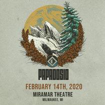 2.14.20   Miramar Theatre   Milwaukee, WI cover art