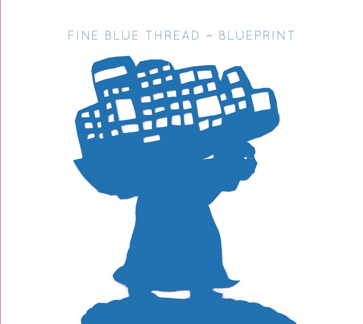 Blueprint fine blue thread blueprint malvernweather Image collections