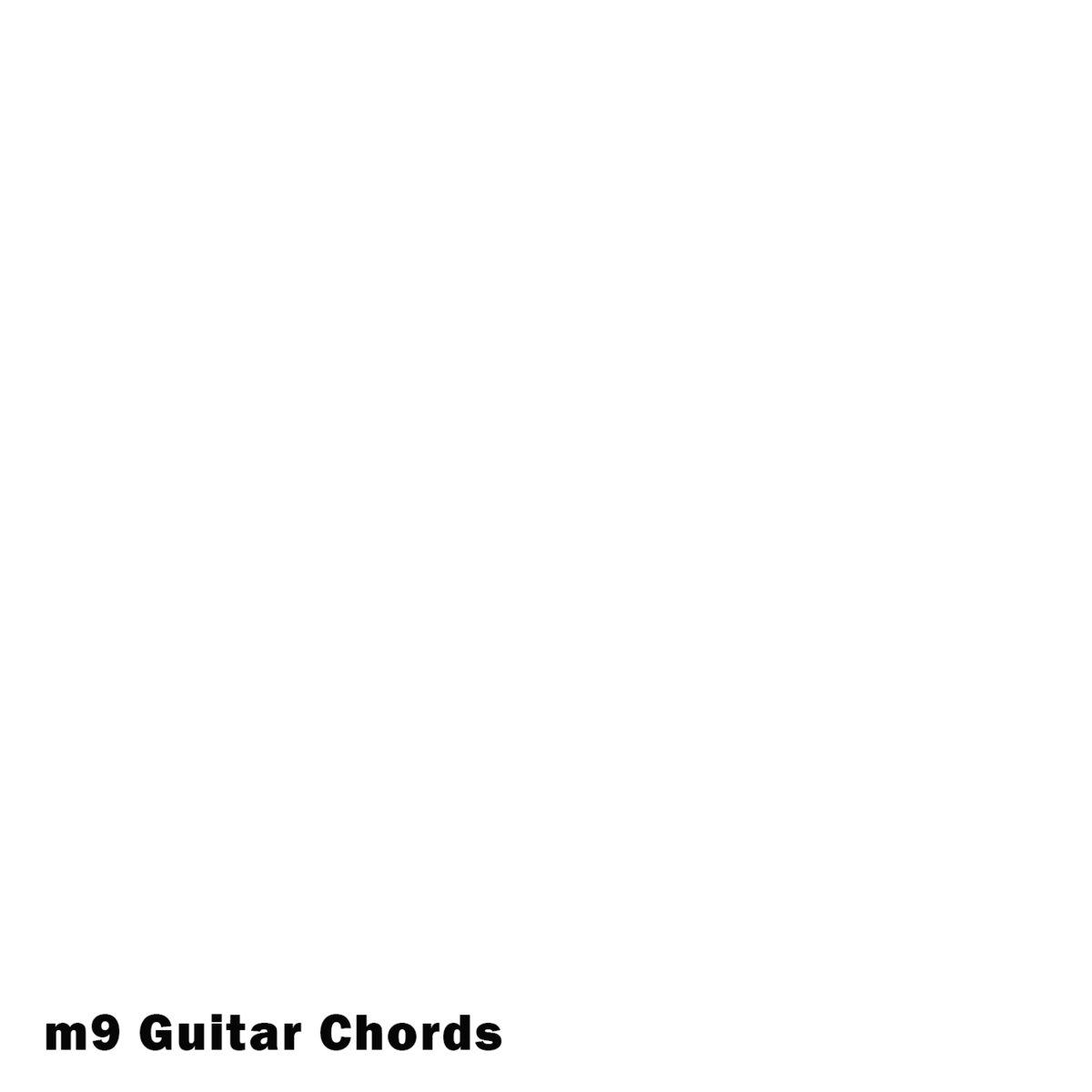 M9 Guitar Chords Doi Havto