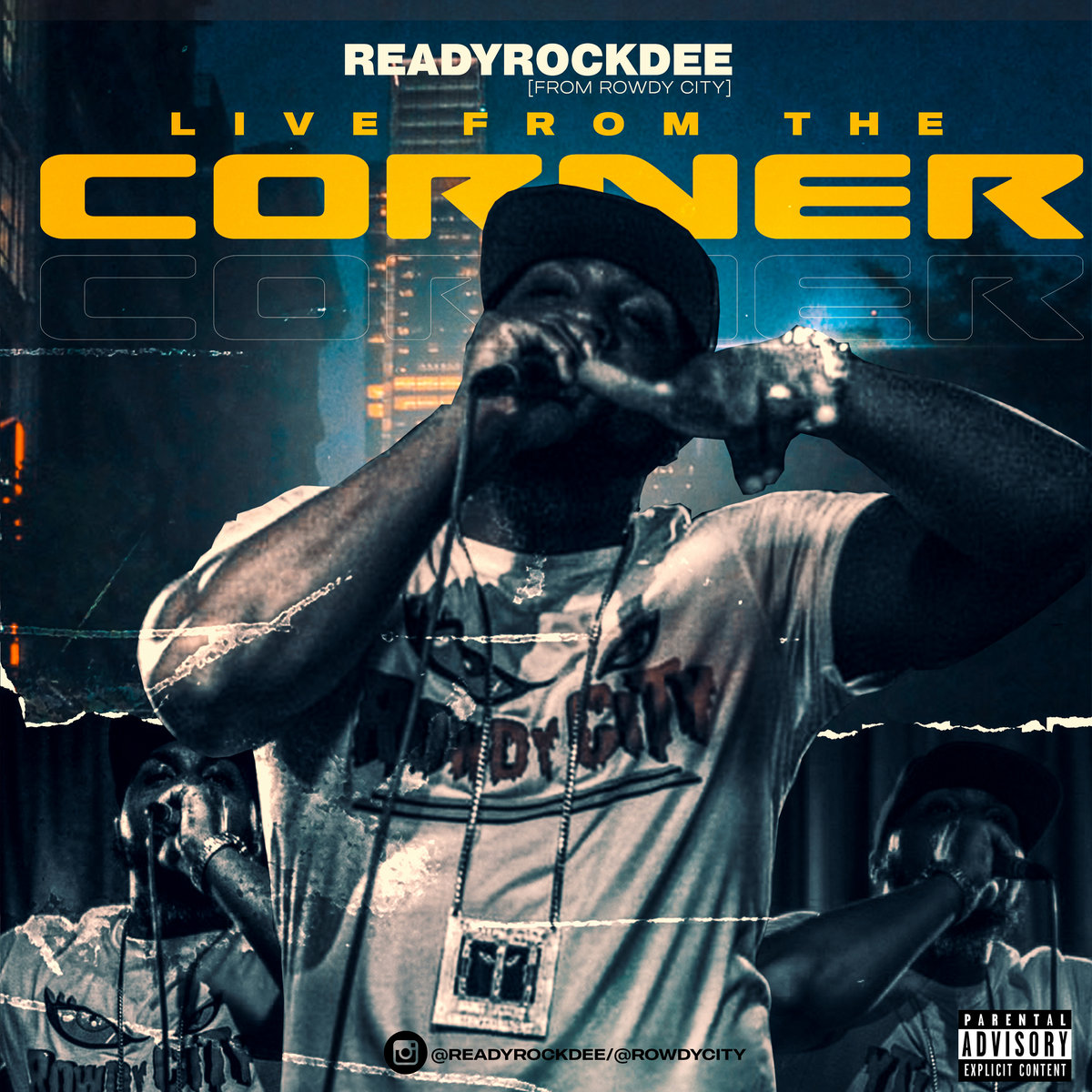 Review: ReadyRockDee – Live From The Corner