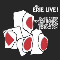 Vol. 1 Erie Live! cover art