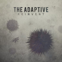 Reinvent EP cover art