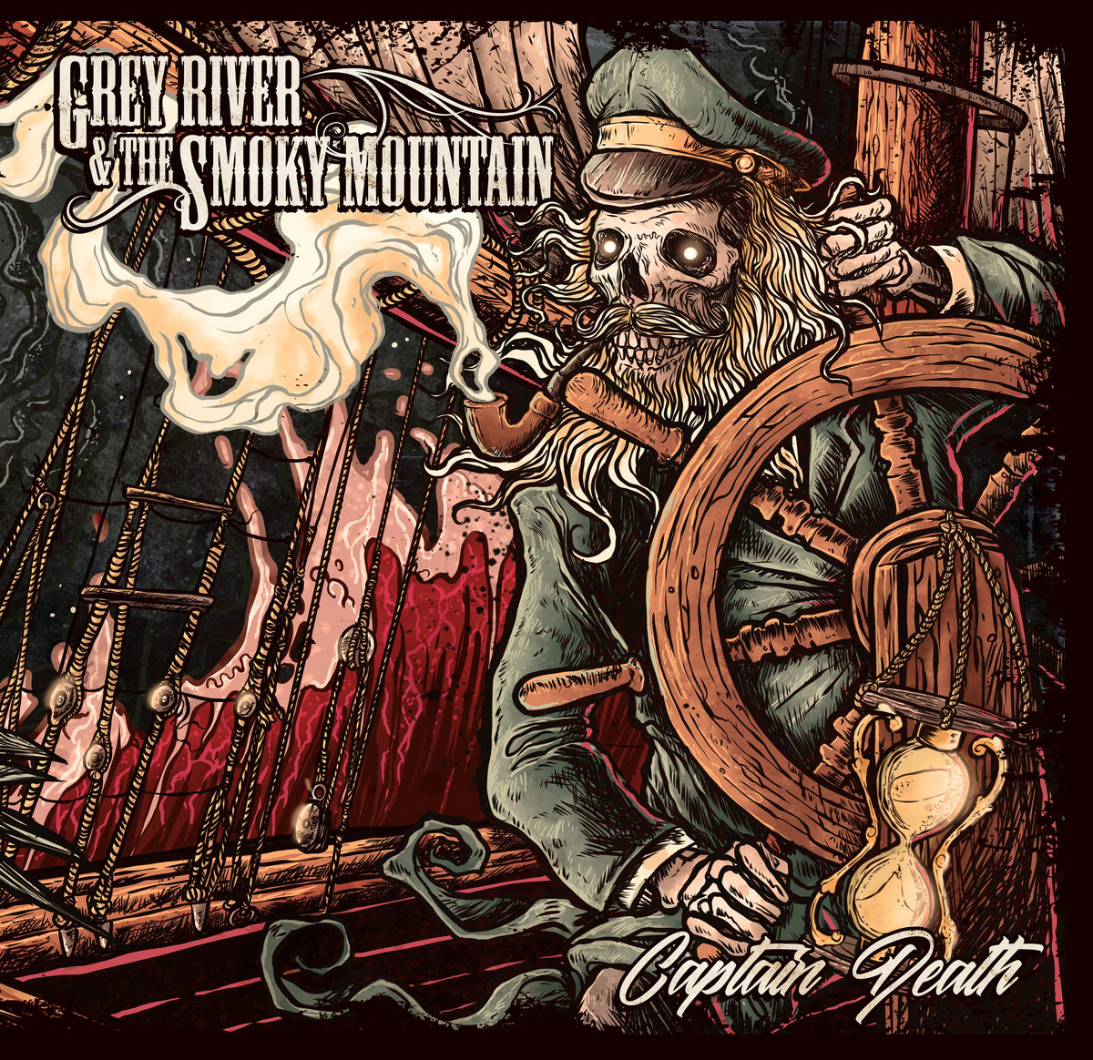 Cold Skin | Grey River & The Smoky Mountain