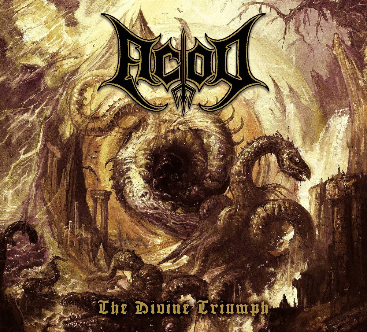 ACOD The Divine Triumph Death Metal France