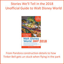 Stories We'll Tell in the 2018 Unofficial Guide cover art