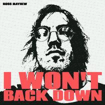 I Won't Back Down cover art