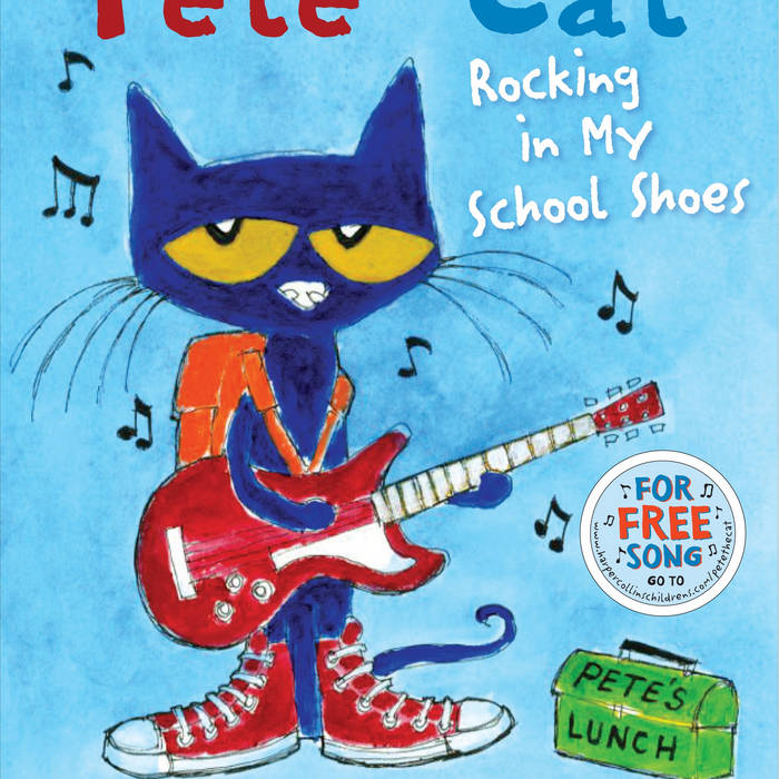 Pete The Cat Rocking In My White Shoes Song
