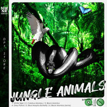 Jungle Animals cover art