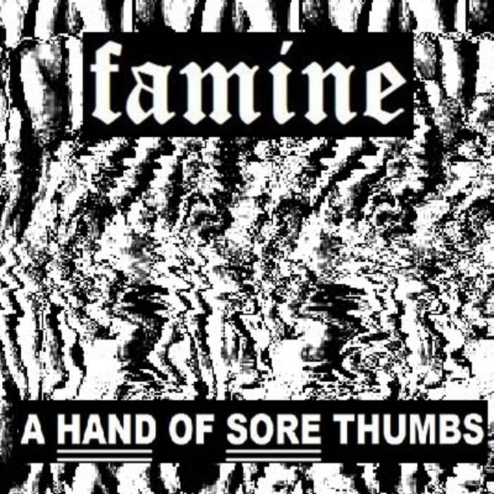 A Hand of Sore Thumbs (2013 Demo) cover art