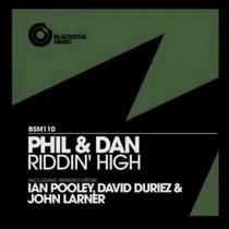 Phil & Dan - Riddin' High (David Duriez Brique Rouge Dub) [2020 Remastered Version] cover art