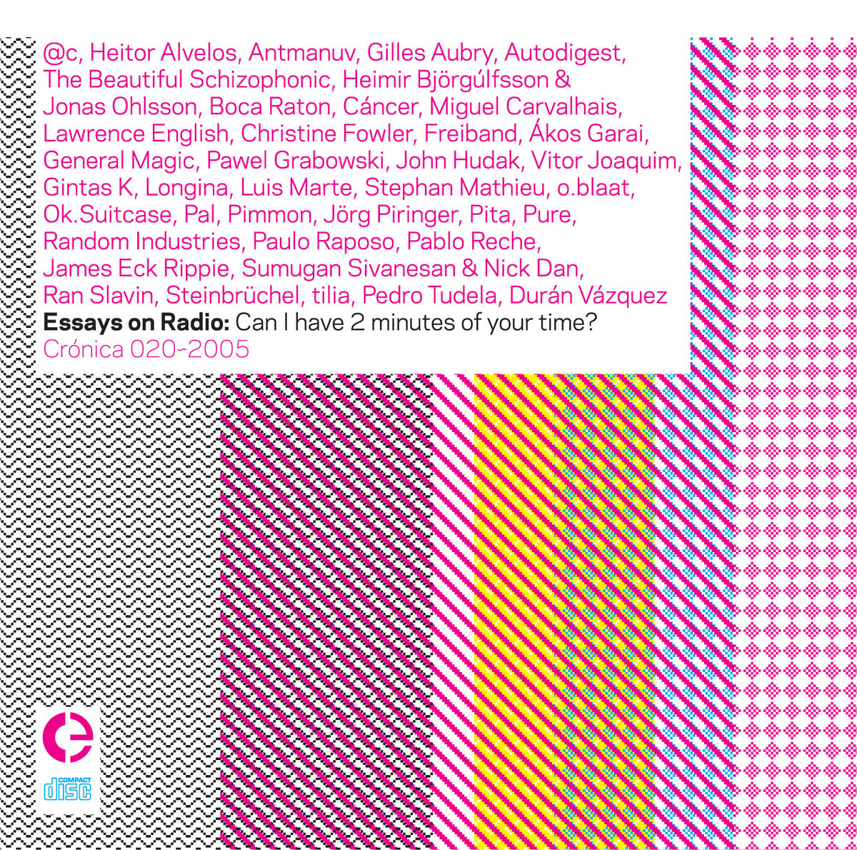 essays on radio can i have minutes of your time cr oacute nica by various artists