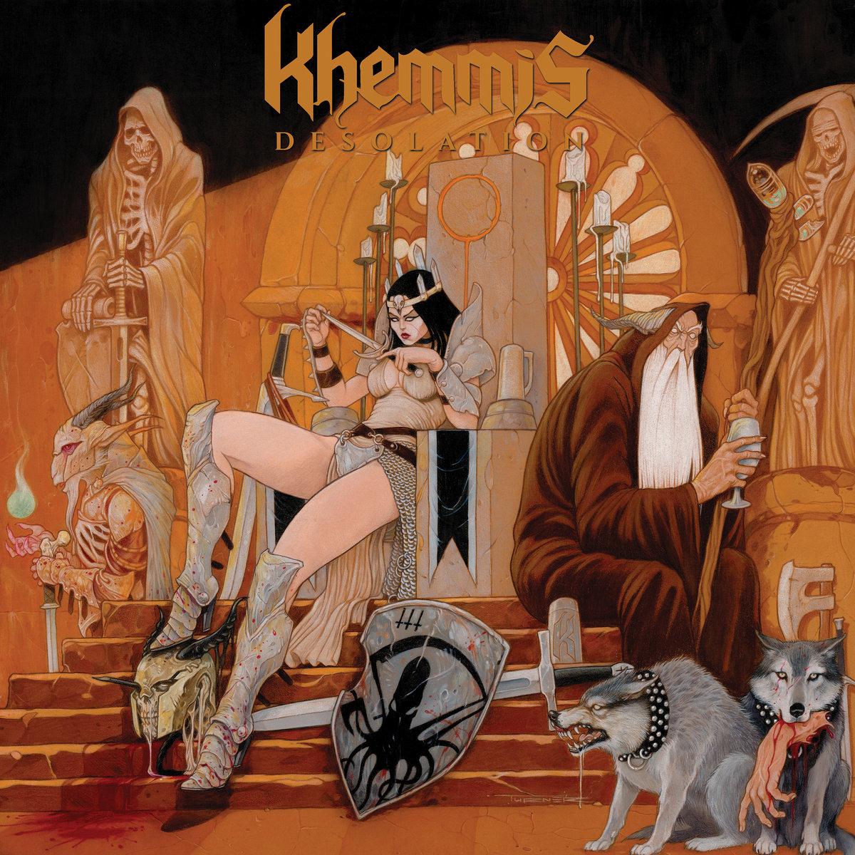 Αποτέλεσμα εικόνας για khemmis desolation