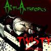 A Twisty Chris-Mas Cover Art