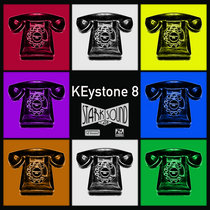 KEystone 8 cover art