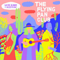 WWNBB#102 - The Flying Pan Club cover art