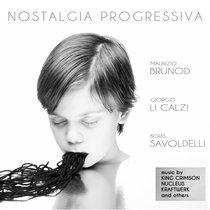 Nostalgia Progressiva cover art