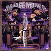 Savage Mode II | Chopped & Screwed cover art
