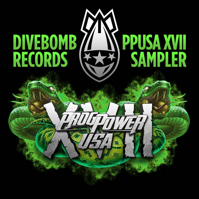 DIVEBOMB RECORDS: PPUSA XVII SAMPLER cover art