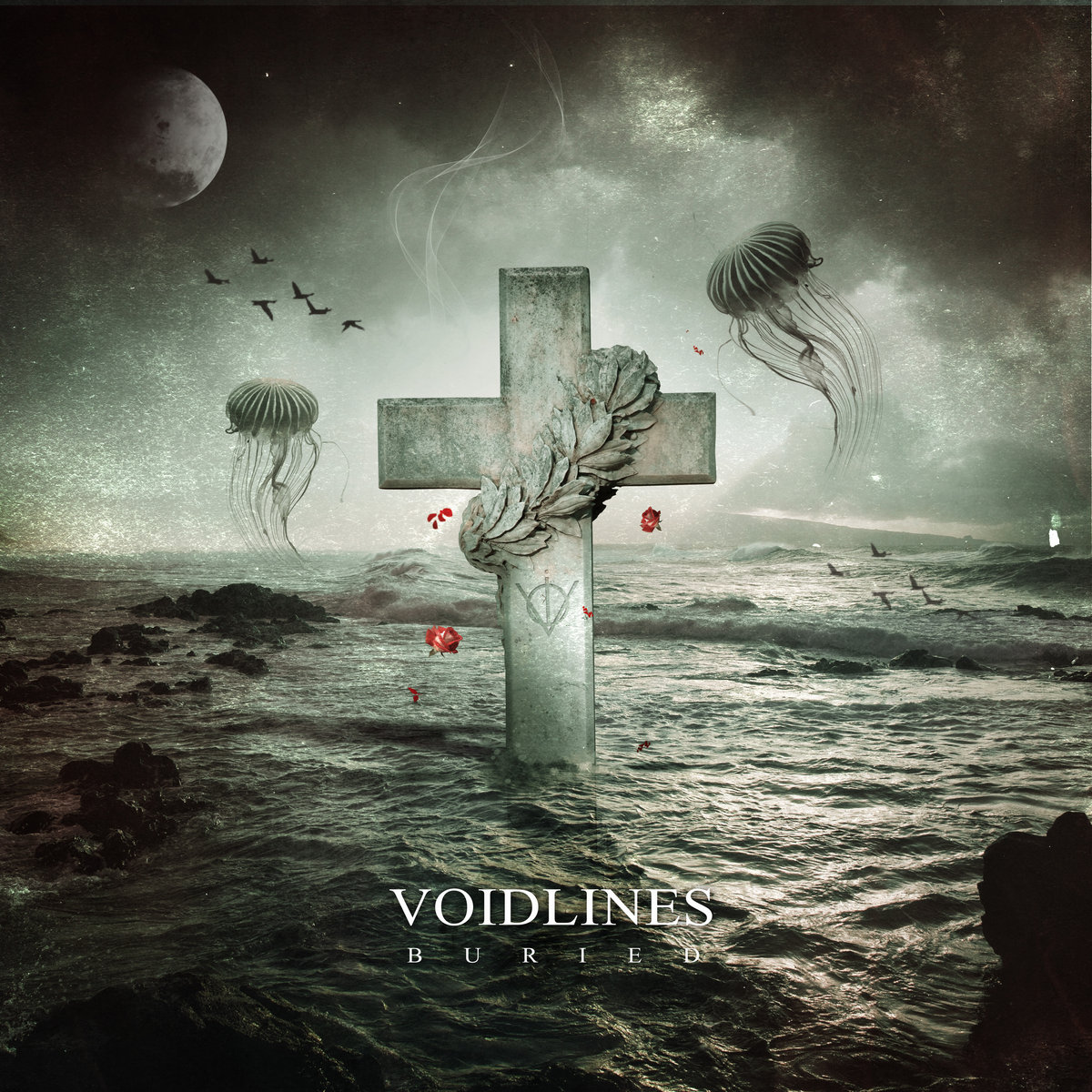 Voidlines - Buried [EP] (2016)