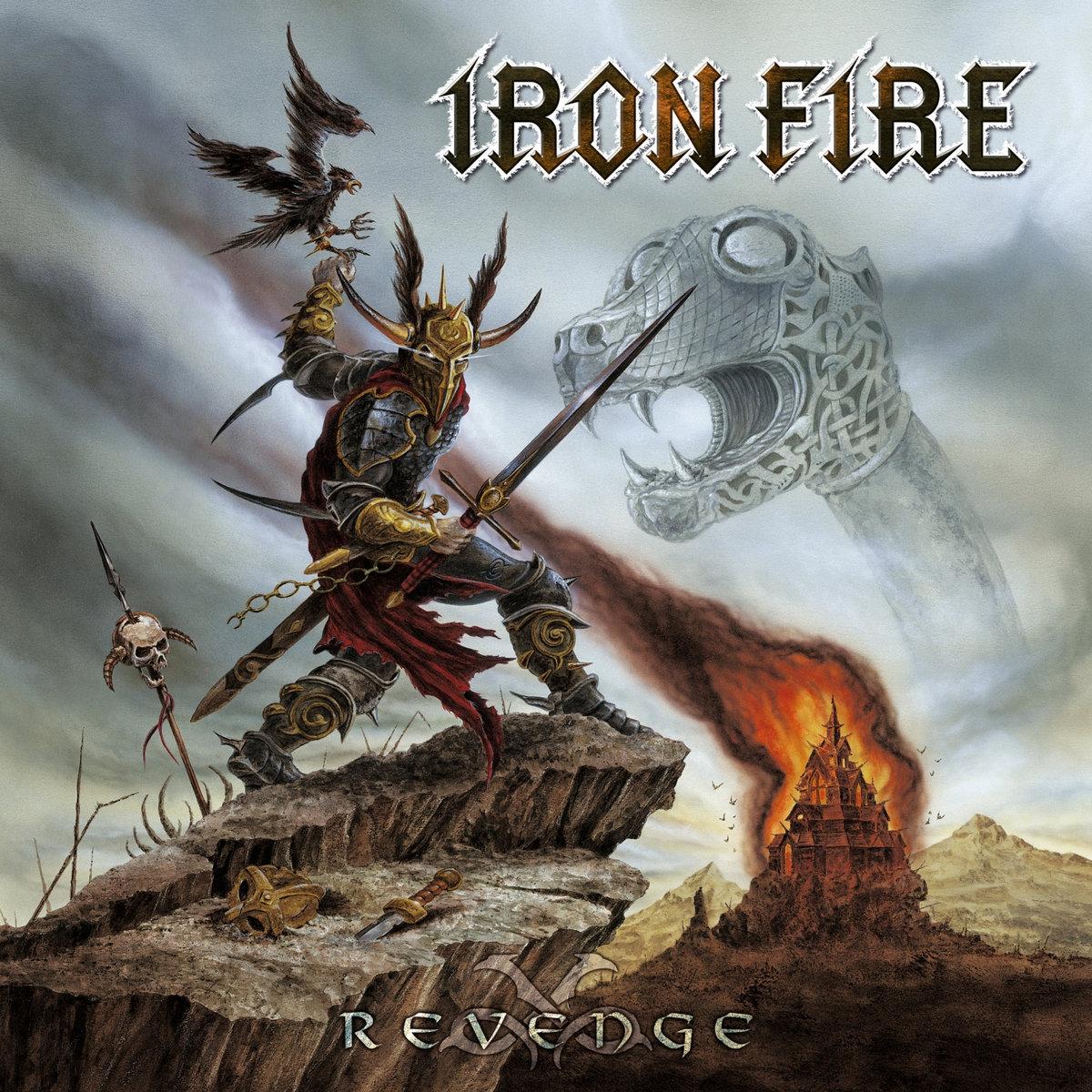 Image result for Iron Fire Revenge