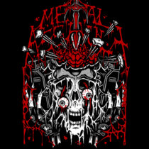 Metal Assault Mixtape: Vol. 2 cover art