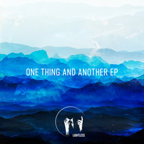 One Thing And Another EP cover art