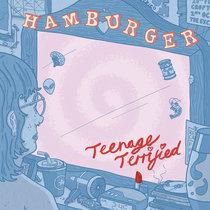 Teenage Terrified cover art