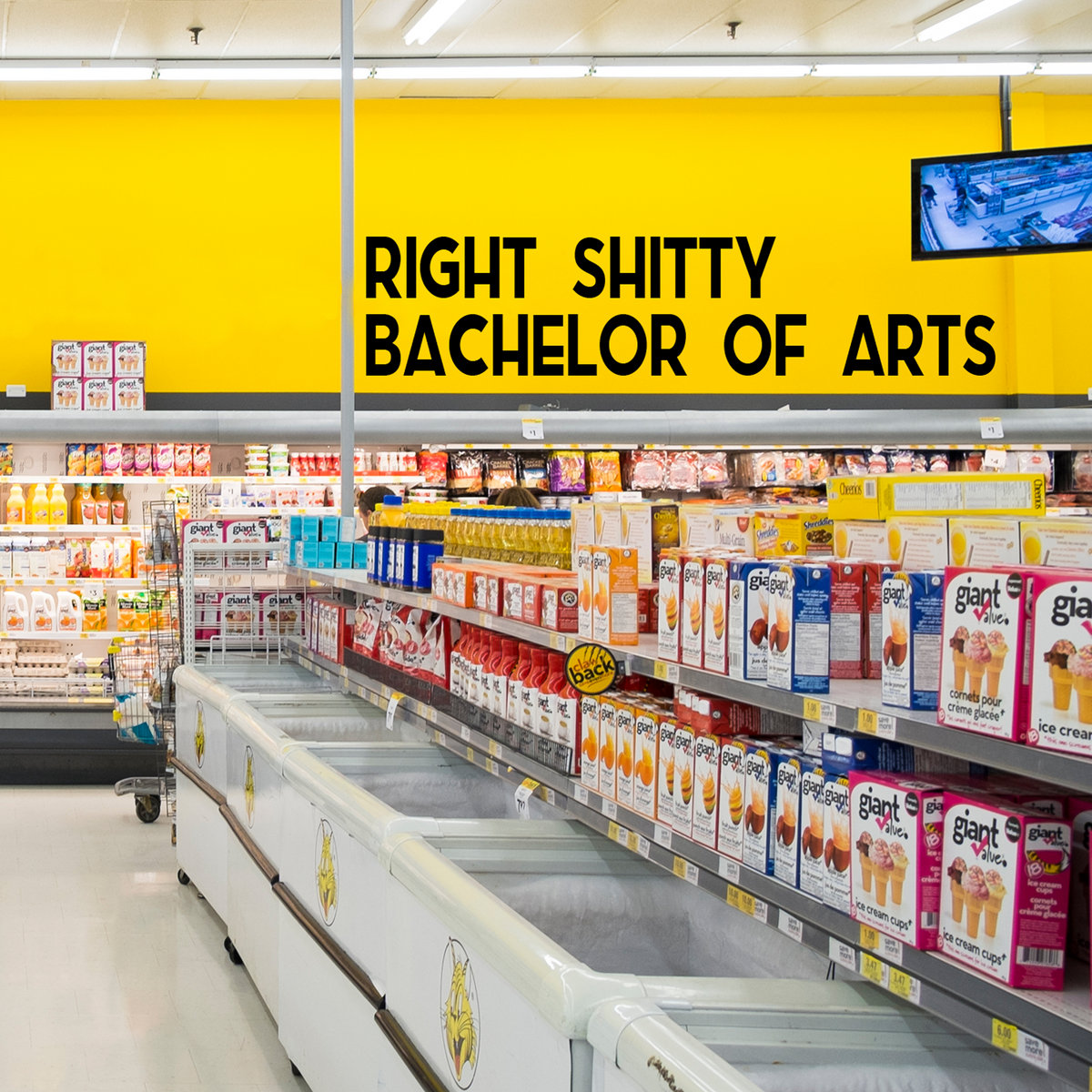 Image result for right shitty bachelor of arts