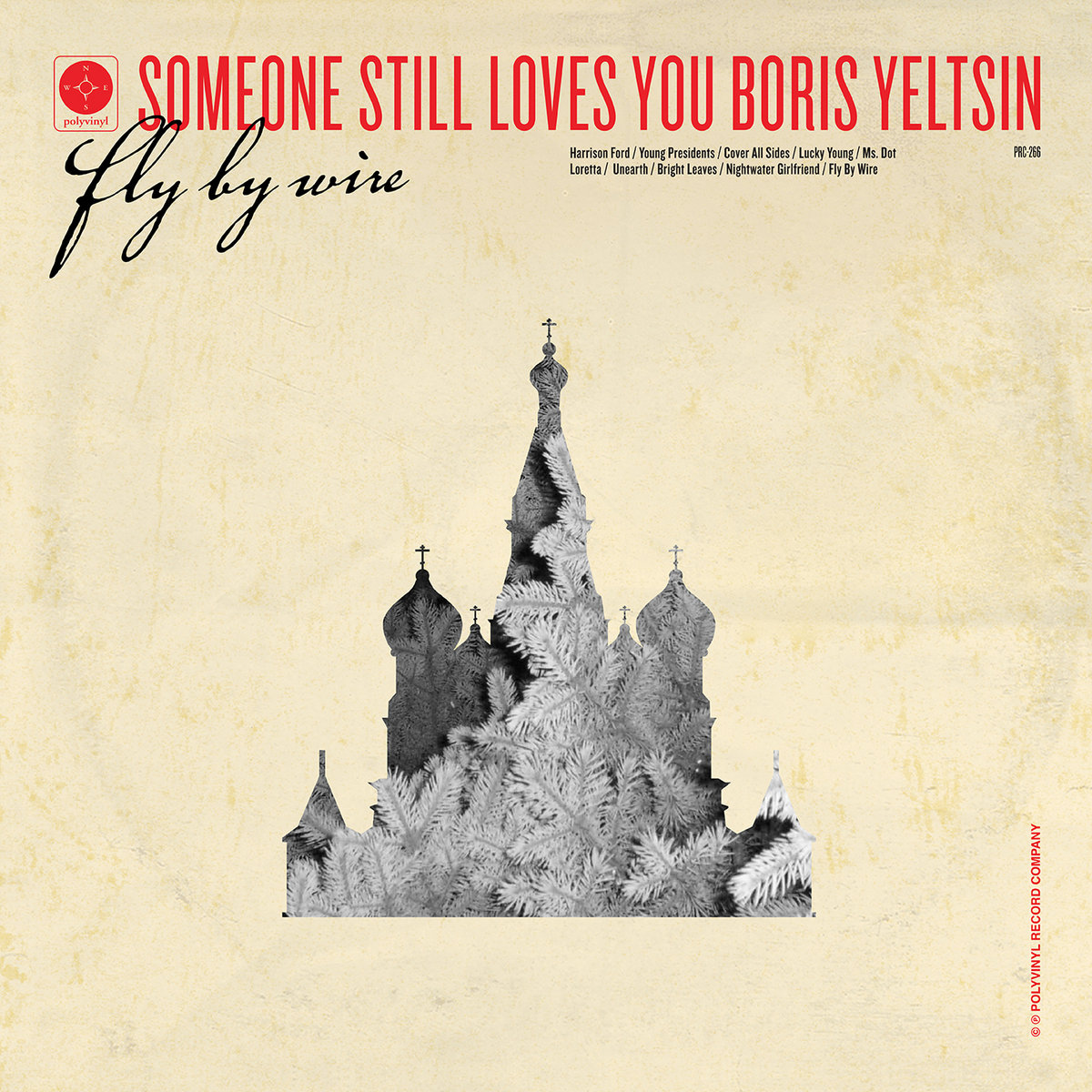 Cover All Sides | Someone Still Loves You Boris Yeltsin