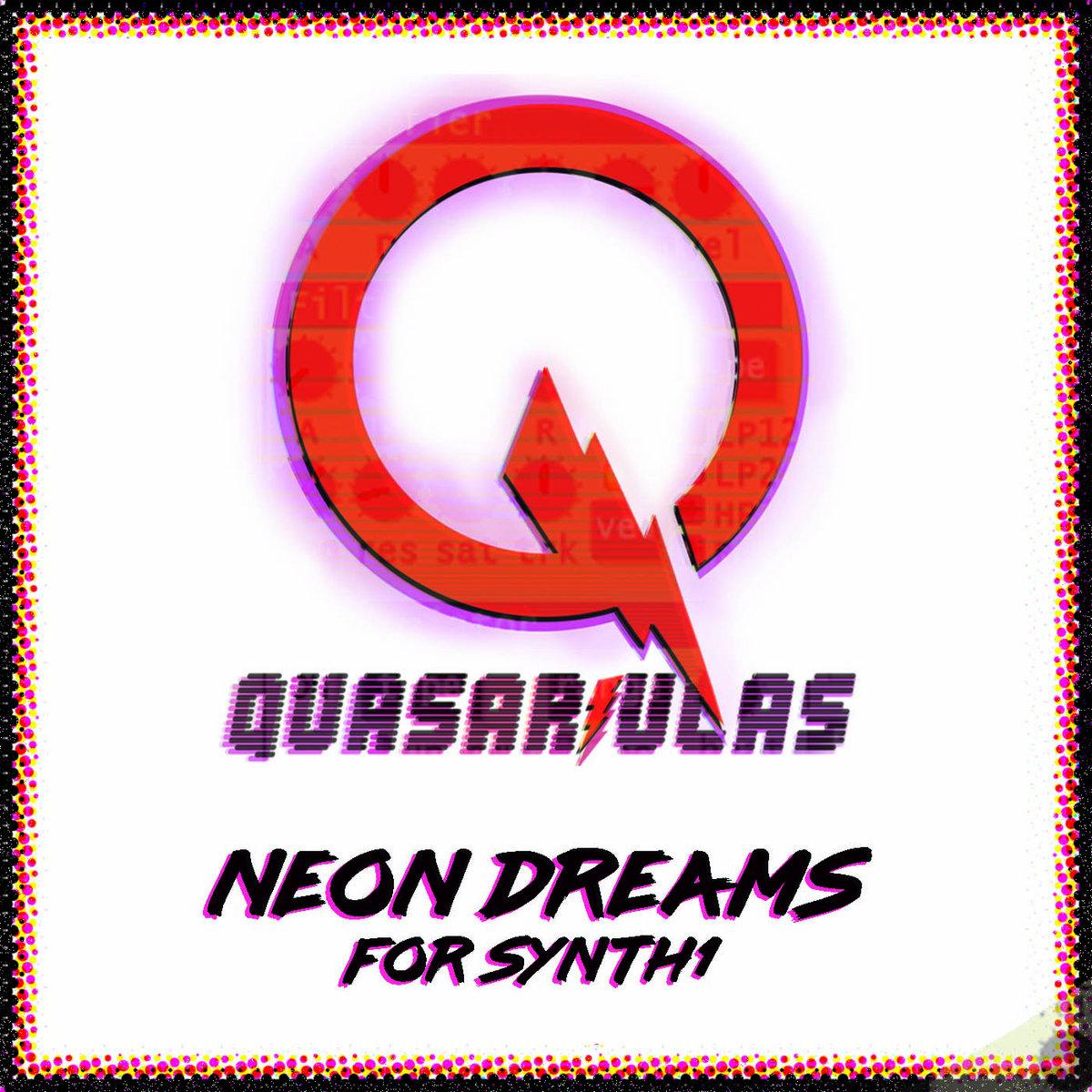 Neon Dreams Patch Bank (for synth1) | Quasar_Ulas