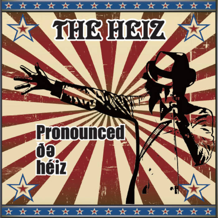 Pronounced de Heiz cover art