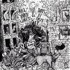 Days N' Daze // Rail Yard Ghosts Split Cover Art