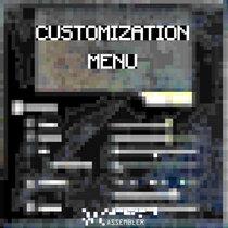 Customization Menu cover art