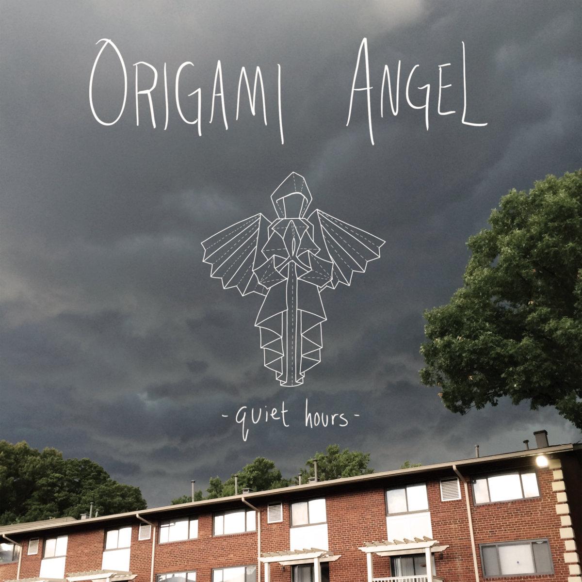 Angel origami | Origami art, Origami, Origami nativity | 1200x1200