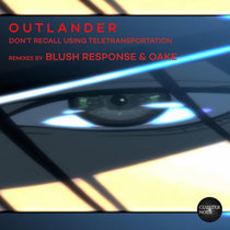 DON'T RECALL USING TELETRANSPORTATION [BLUSH RESPONSE MIX] cover art