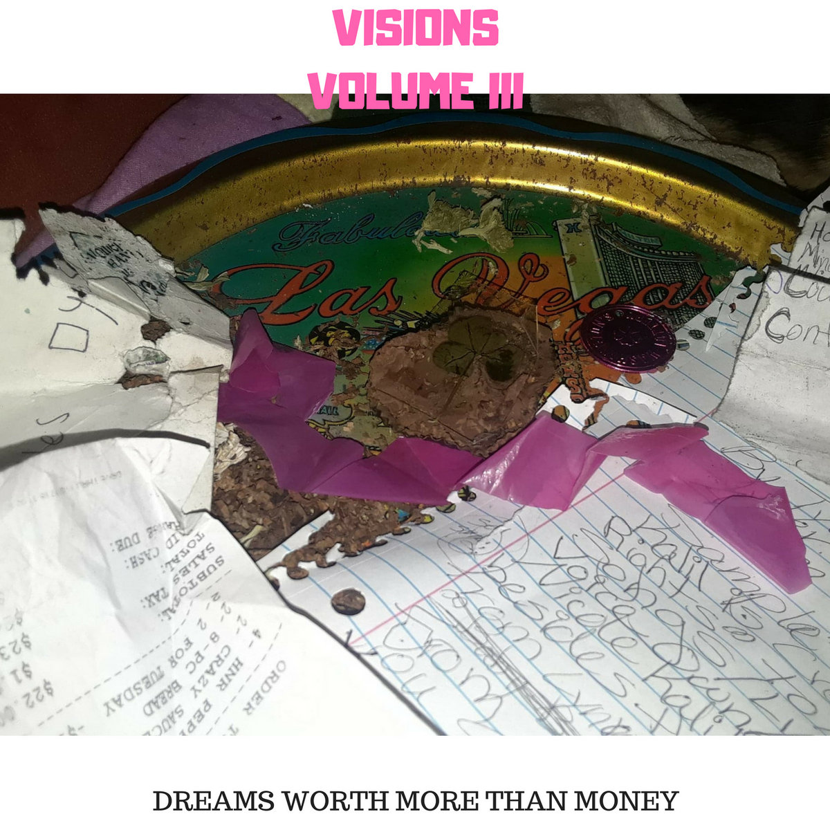 from Visions : Volume III : Dreams Worth More Than Money by Ill Eagle  Orchestra