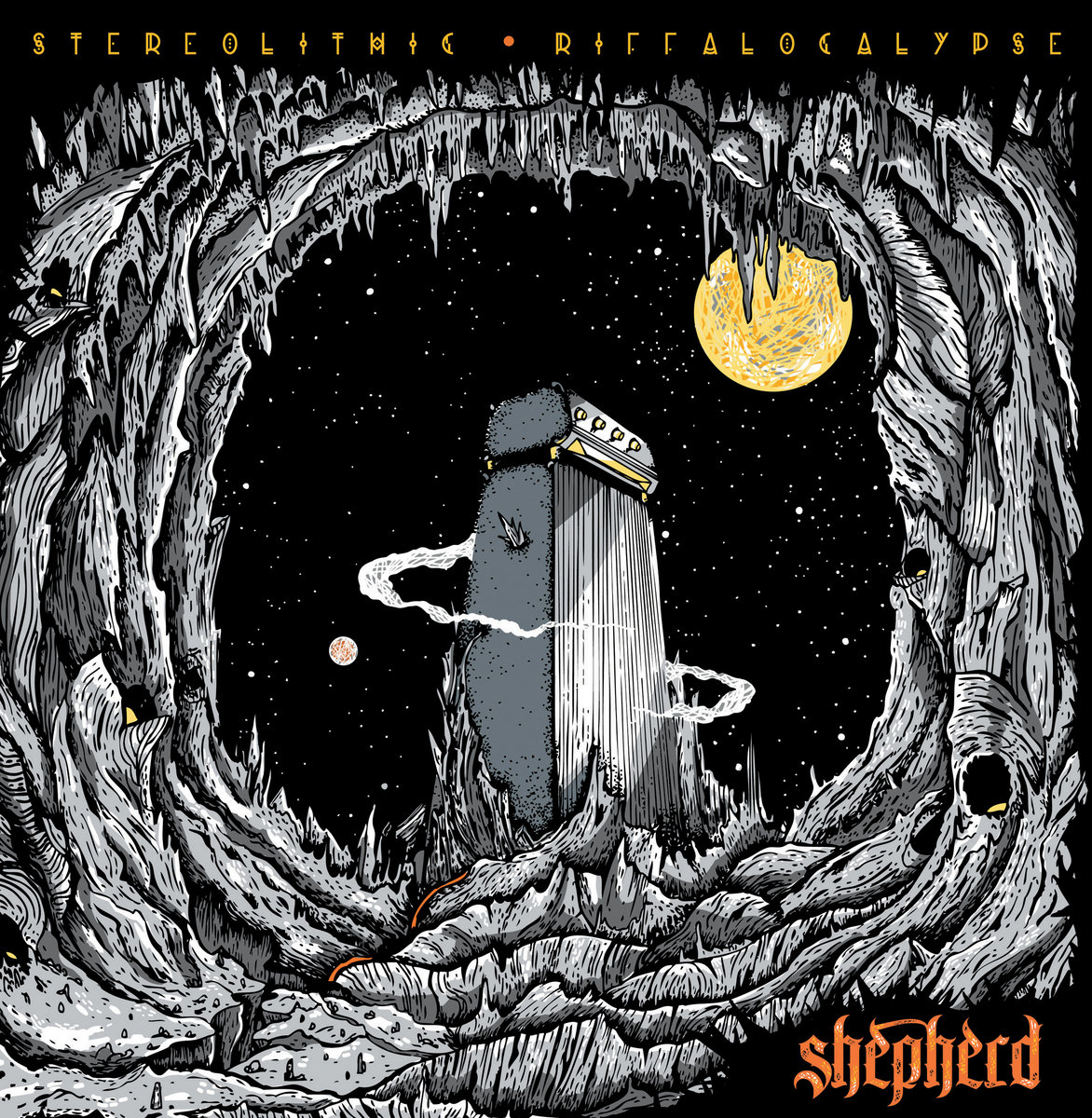 Stereolithic Riffalocalypse | SHEPHERD