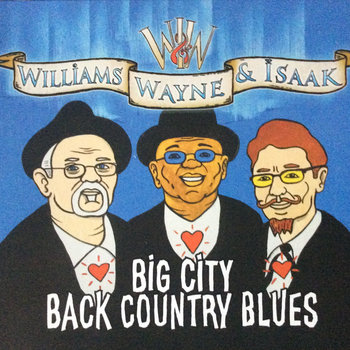 China Doll Blues by Tim Williams, Kenny Wayne, Brandon Isaak