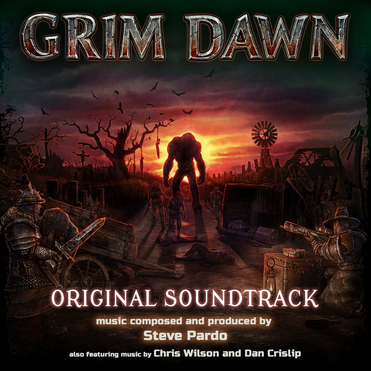 Grim dawn crack