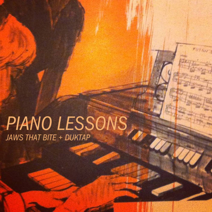 Piano Lessons (OUT NOW ON DEEPBLIP) | Deepblip Records