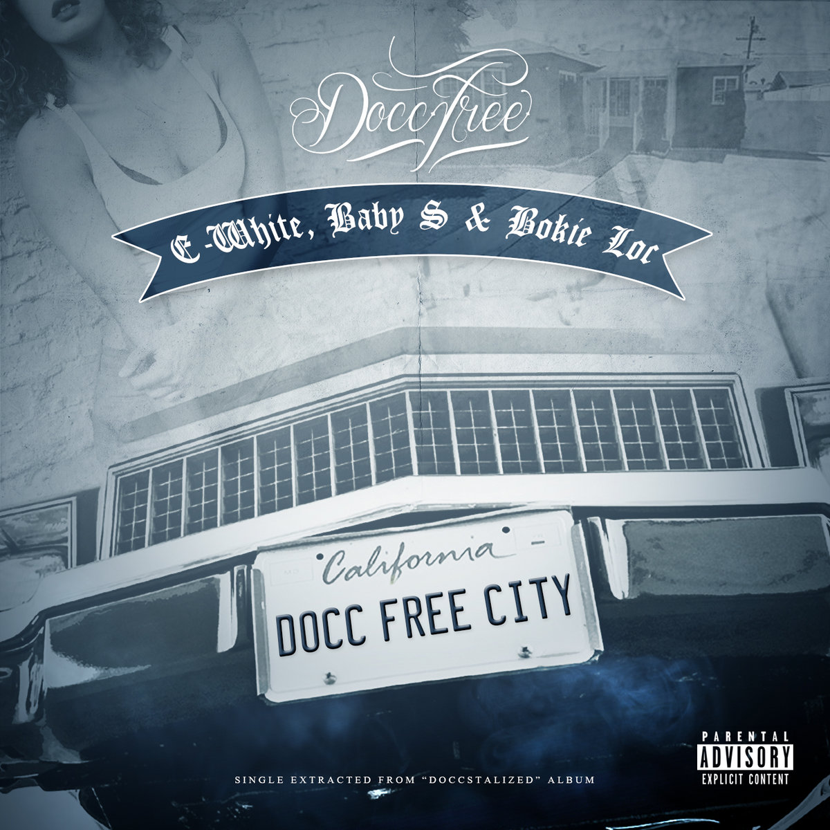 Docc Free City (Single + Instrumental) | Docc N Locc
